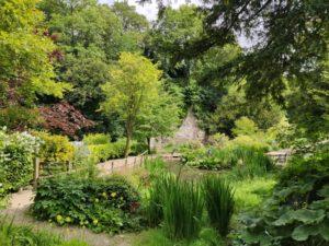 open garden for wellbeing derbyshire